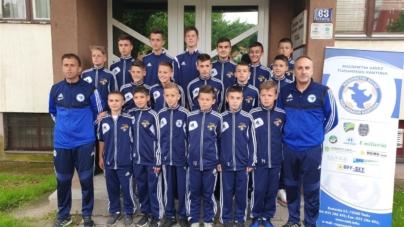 U-13 selekcija NS TK-a otputovala na turnir u Švicarskoj