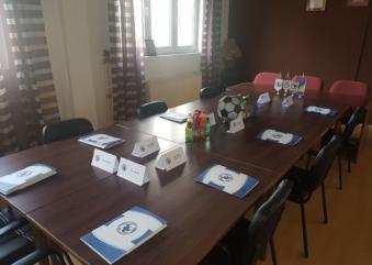 Sastanak sa predstavnicima klubova KNL 2020
