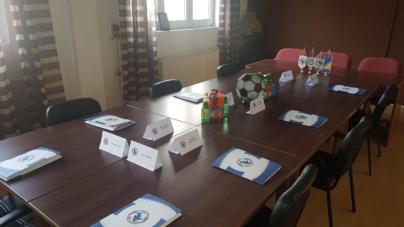 Sastanak sa predstavnicima klubova kantonalnih liga