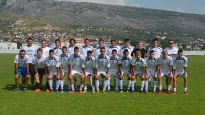 U-15 Selekcija NS TK-a osvojila drugo mjesto na Turniru pionirksih selekcija kantonalnih/županijskih saveza