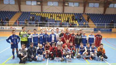 "SK BAMBI pobjednik ""Zimske lige NSTK"" 2009.godište"