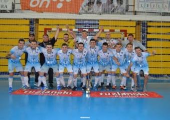 MNK Bosna Kompred prvak Prve futsal lige Federacije BiH