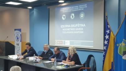 Održana Izborna Skupština Nogometnog saveza TK