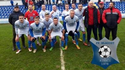 FK Mladost Kikači jesenji prvak Prve KNL