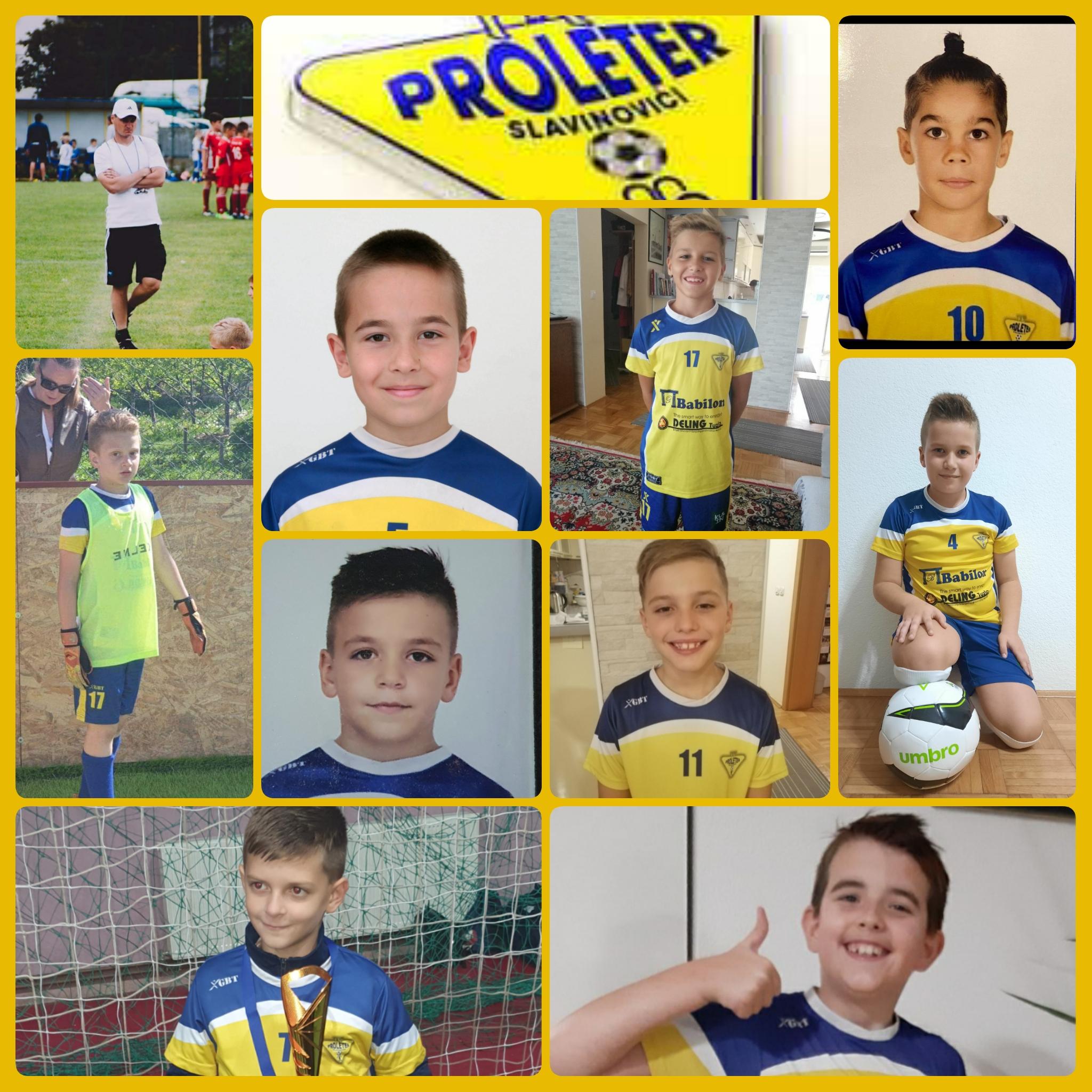 Predstavljamo prvake Omladisnkih kantonalnih liga